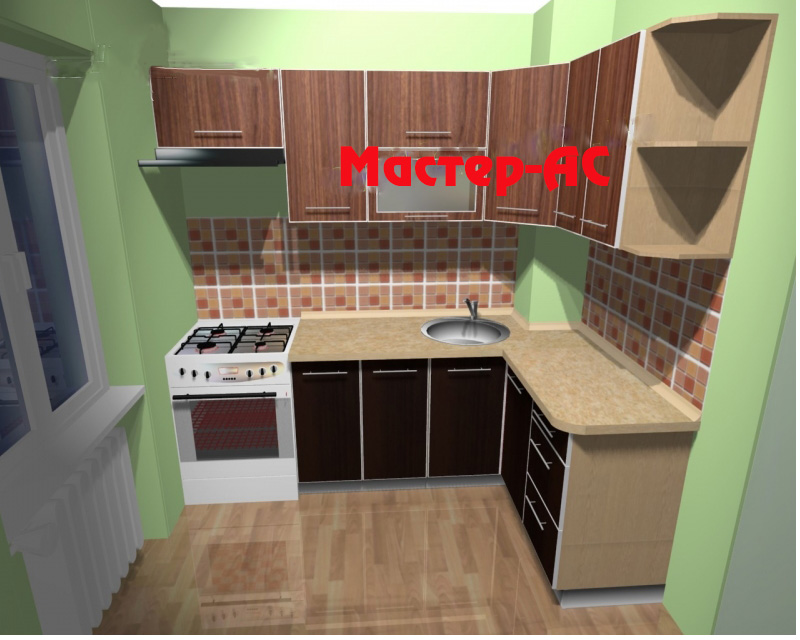 кухня угловая харьков