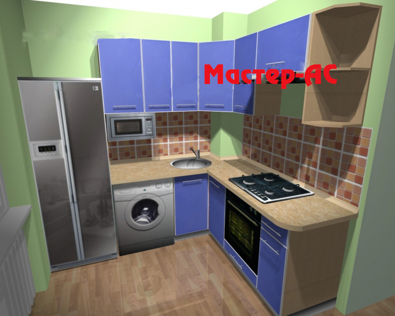 кухня угловая в харькове